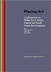 Placing Art Colloquium cover