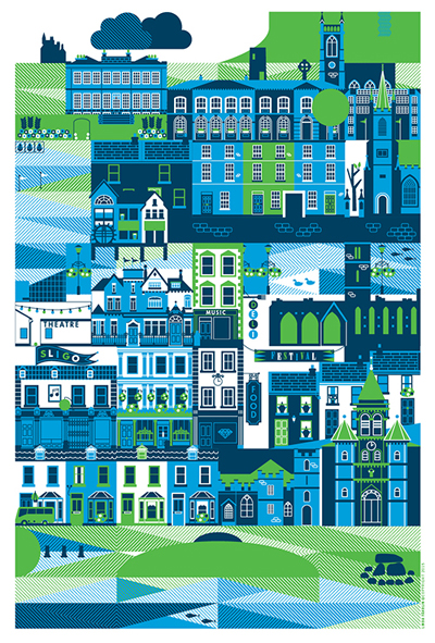 Linda Fahrlin - Sligo Illustration