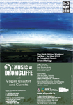 Music In Drumcliffe 2010 programme cover