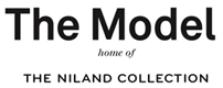 The Model home of the Niland Collection logo